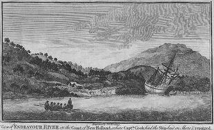 JCook Endeavour River